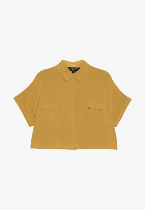 MILITARY BOXY  - Paitapusero - yellow