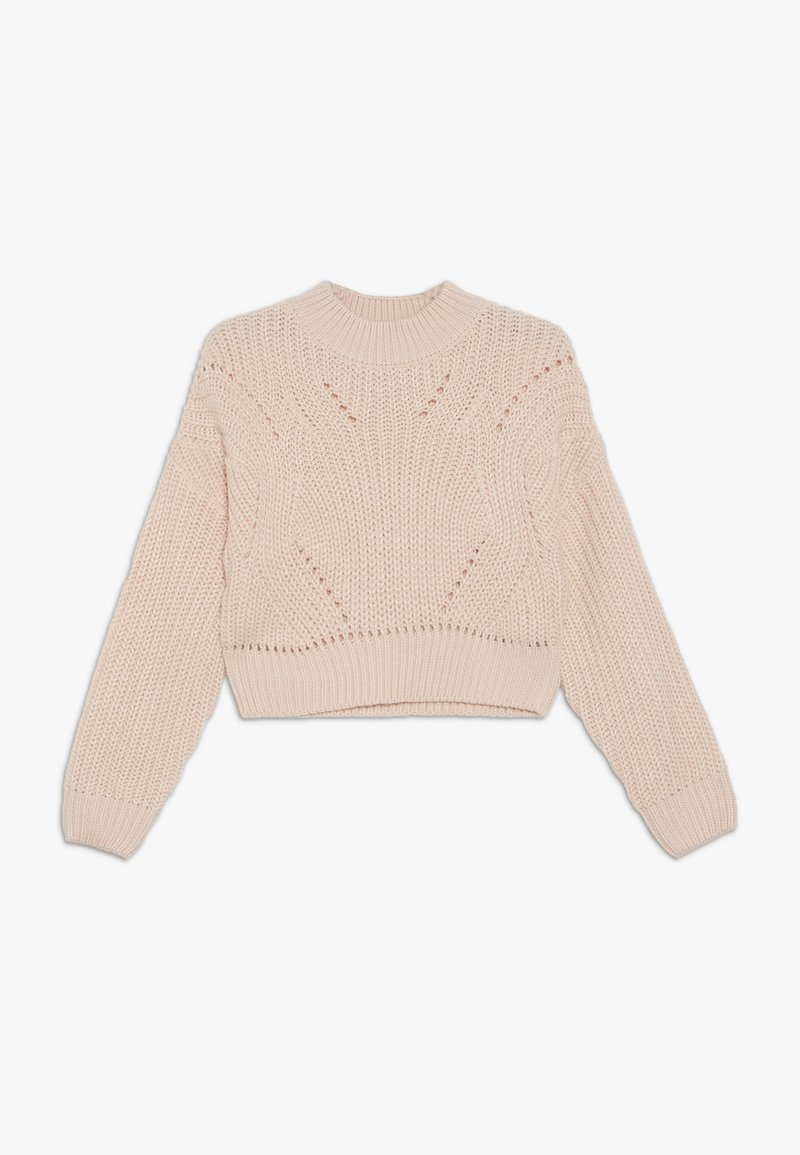 New Look 915 Generation - OP BOUNTY FASHIONING - Strickpullover - nude