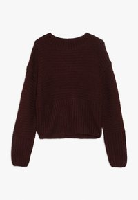 New Look 915 Generation - Sweter - bordeaux - 0