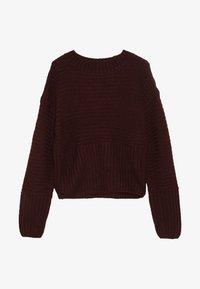 New Look 915 Generation - Sweter - bordeaux - 3