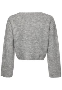 New Look 915 Generation - FRONT CROP - Jersey de punto - mid grey - 1