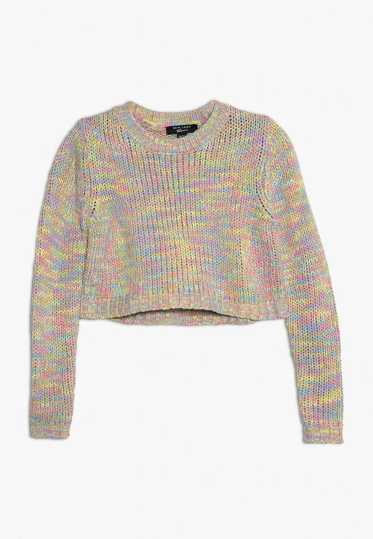 New Look 915 Generation - TWIST - Strickpullover - multi-coloured