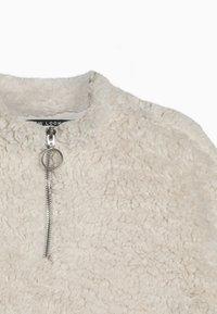 New Look 915 Generation - HALF ZIP - Sweatshirts - white - 4