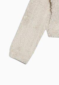New Look 915 Generation - HALF ZIP - Mikina - white - 2