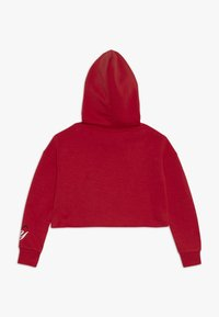 New Look 915 Generation - NEW YORK BRONX LAYER LOGO HOODY - Hoodie - bright red