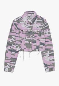 New Look 915 Generation - CAMO JACKET - Cowboyjakker - purple - 0