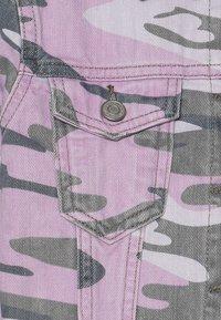 New Look 915 Generation - CAMO JACKET - Cowboyjakker - purple - 3