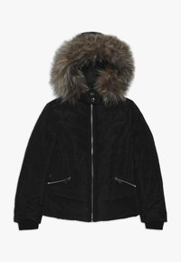 New Look 915 Generation - DOLLY FITTED PUFFER  - Winter jacket - black - 0