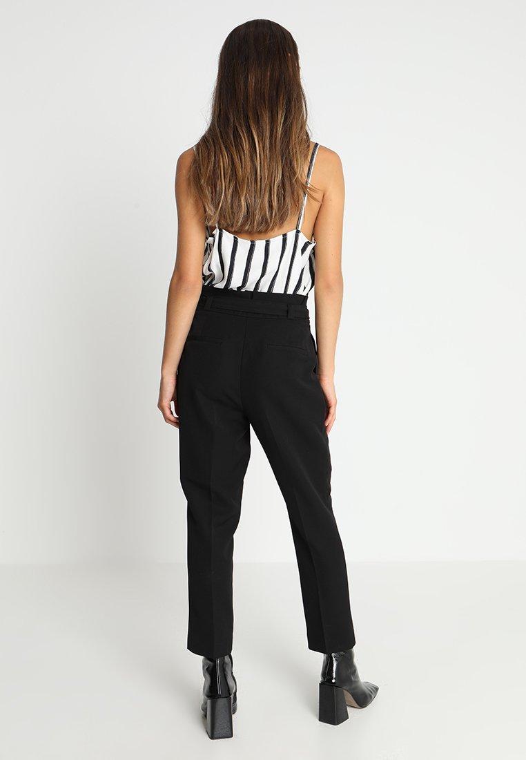 New Look Petite MILLAR TROUSER - Pantaloni black
