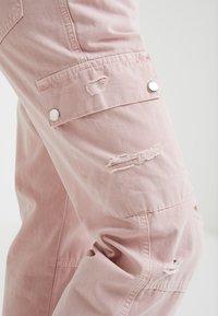 New Look Petite - MALIBU DESTROYED - Bukse - light pink - 5