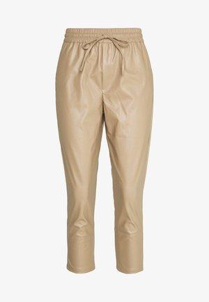 Pantalon classique - cream