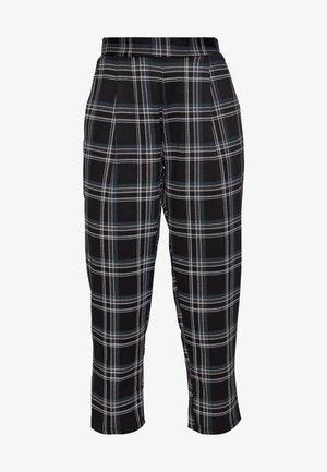 PETER PINE  - Pantalon classique - black
