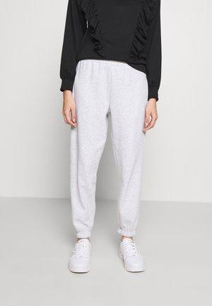 CUFFED JOGGER - Pantalon de survêtement - light grey