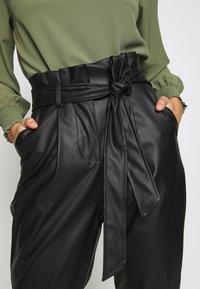 New Look Petite - TROUSER - Pantaloni - black - 4