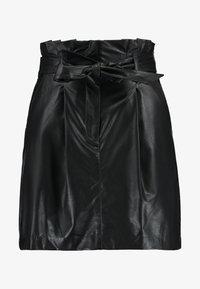 New Look Petite - SKIRT - Minigonna - black - 3
