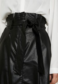 New Look Petite - SKIRT - Minigonna - black - 4