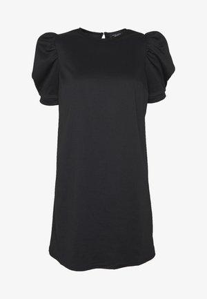 PONTI PUFF - Žerzejové šaty - black