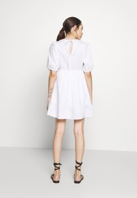 New Look Petite - SMOCK DRESS - Day dress - white - 2