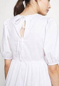 New Look Petite - SMOCK DRESS - Day dress - white - 4