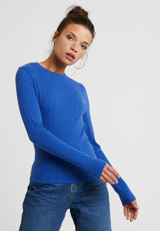 VERONICA CREW 2 PACK - Langarmshirt - blue