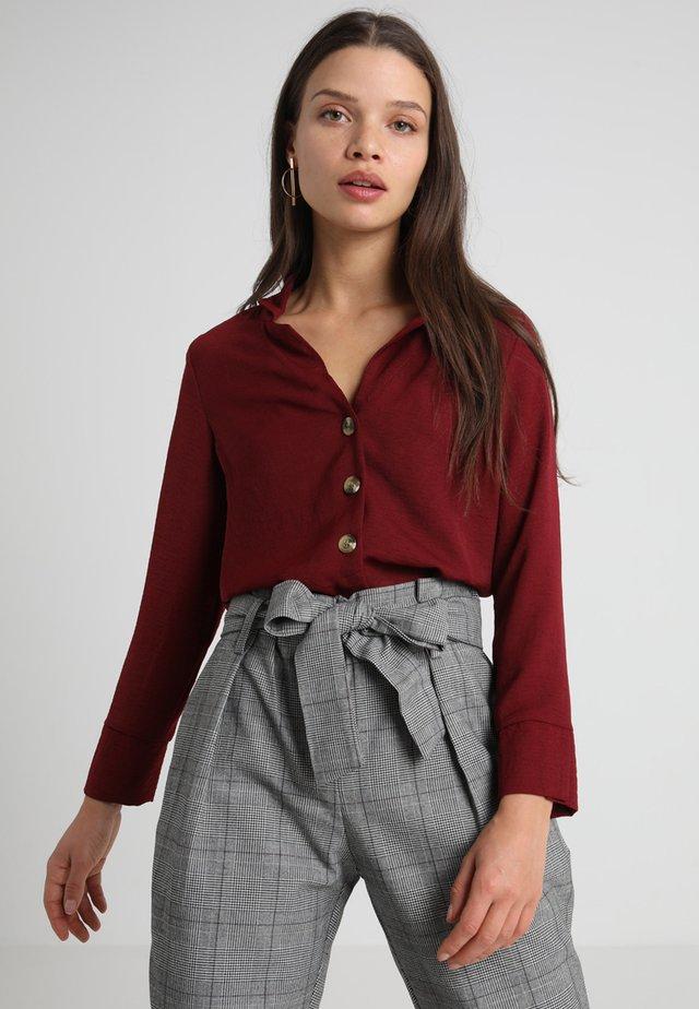 RUPERT - Skjorte - burgundy