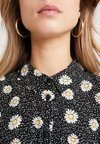 New Look Petite - Button-down blouse - black