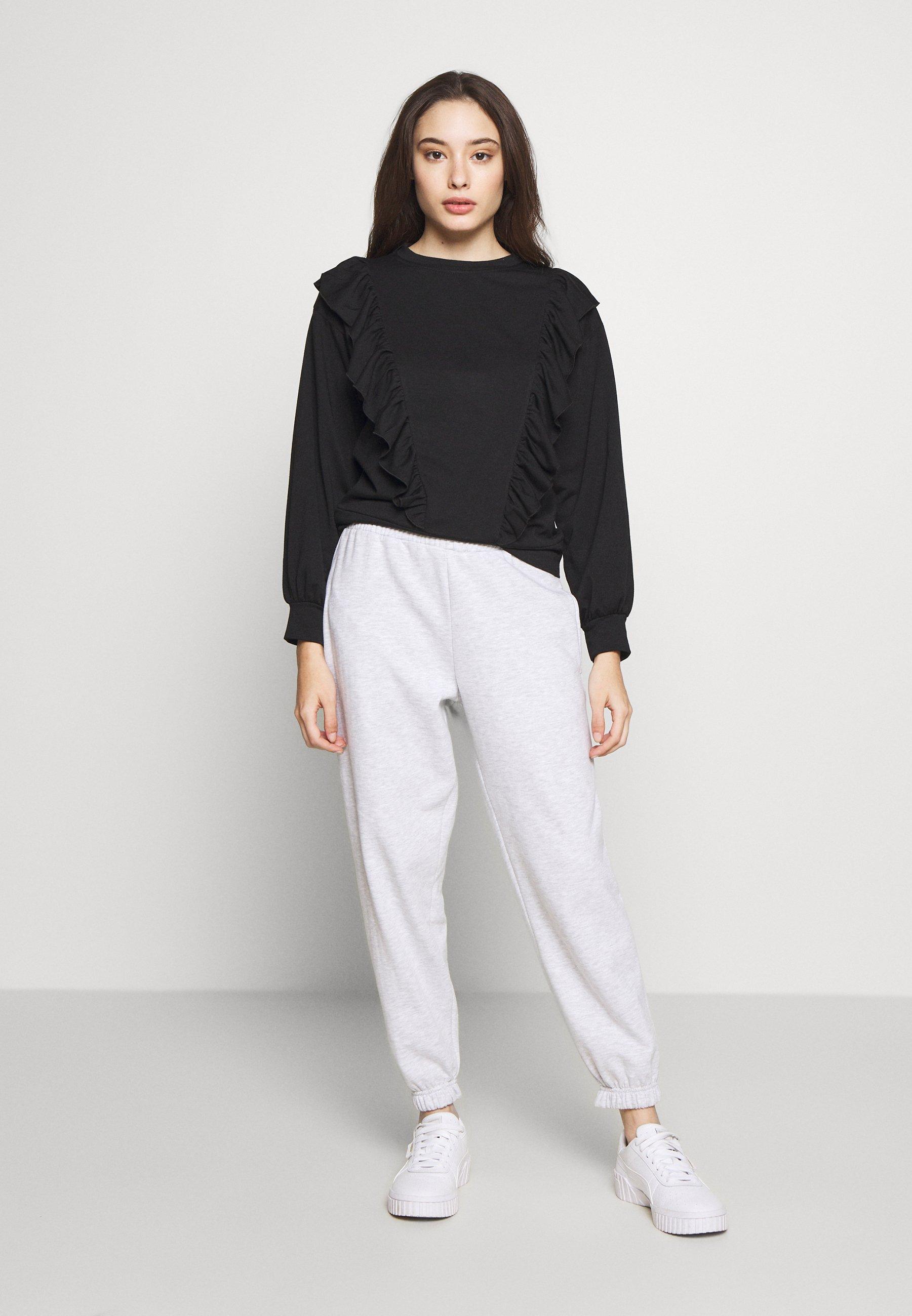 New Look Petite Bluza - black