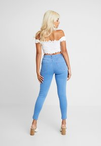 New Look Petite - SUPERSOFT - Jeansy Skinny Fit - blue - 2