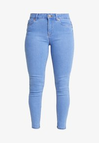 New Look Petite - SUPERSOFT - Jeans Skinny Fit - blue - 4
