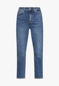 New Look Petite - WAIST ENHANCE MOM - Relaxed fit jeans - light blue - 4