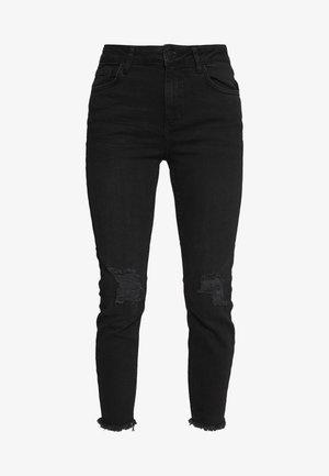 LIFT AND SHAPER - Jeans Skinny - black