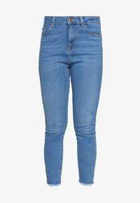 New Look Petite - LIFT AND SHAPER JEAN - Jeansy Skinny Fit - mid blue - 3