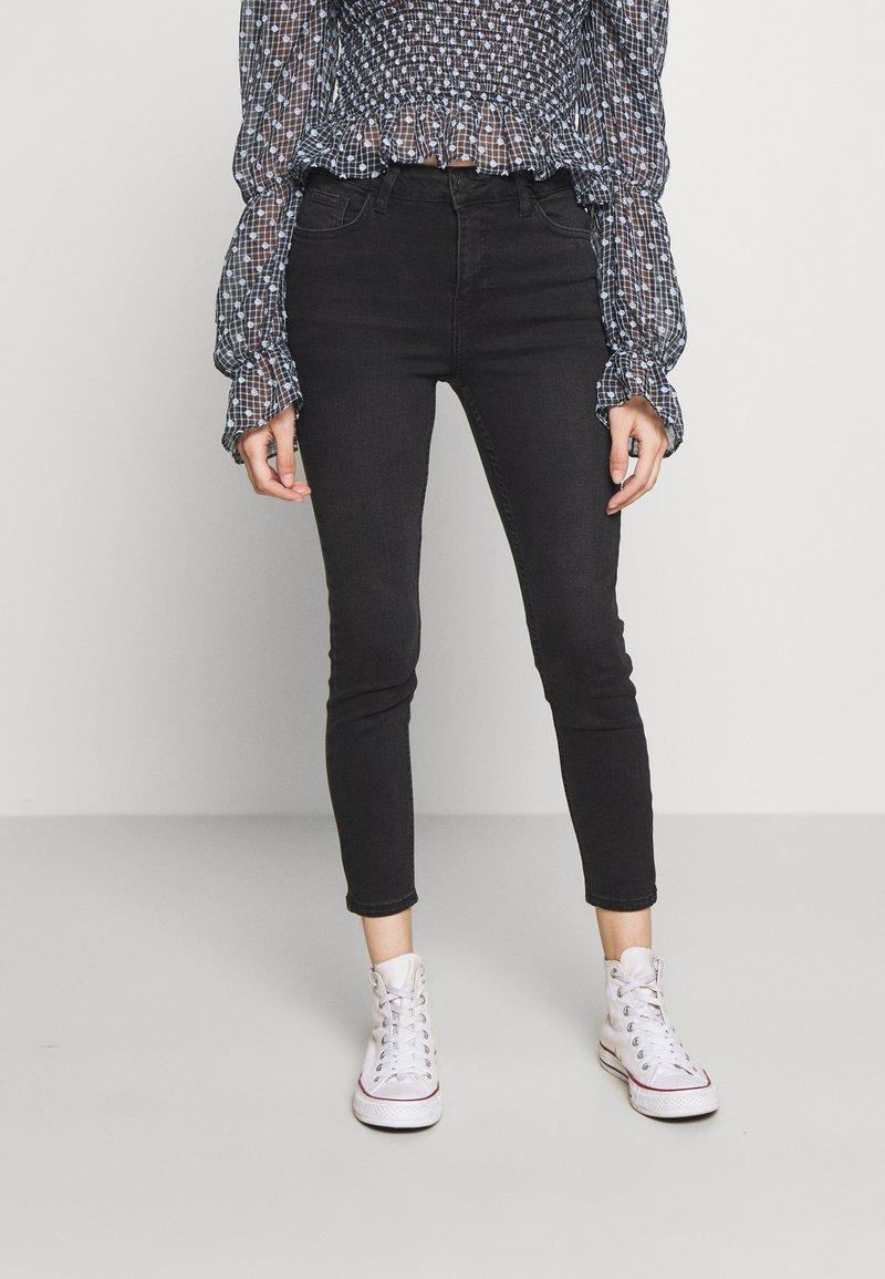 New Look Petite - LIFT AND SHAPER JEAN - Jeans Skinny - black