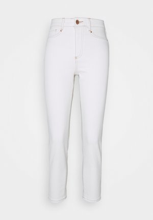 Jeans slim fit - off-white