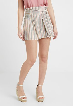 CHARLOTTE STRIPE - Short - cream