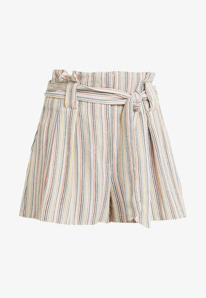 CHARLOTTE STRIPE - Shortsit - cream