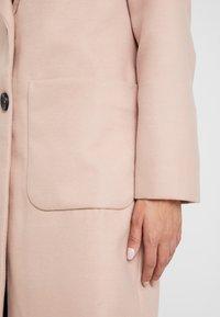 New Look Petite - LEAD IN COAT - Manteau classique - pink - 4
