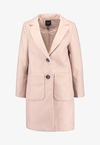 New Look Petite - LEAD IN COAT - Manteau classique - pink - 3