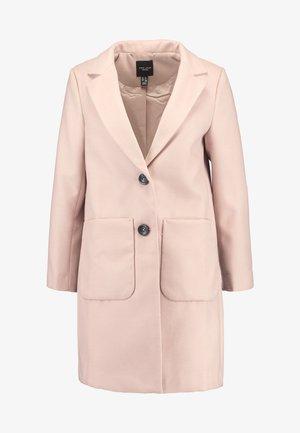 LEAD IN COAT - Płaszcz wełniany /Płaszcz klasyczny - pink