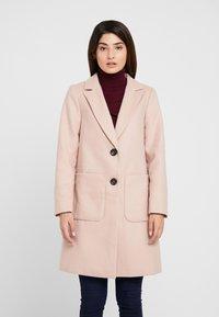 New Look Petite - LEAD IN COAT - Manteau classique - pink - 0