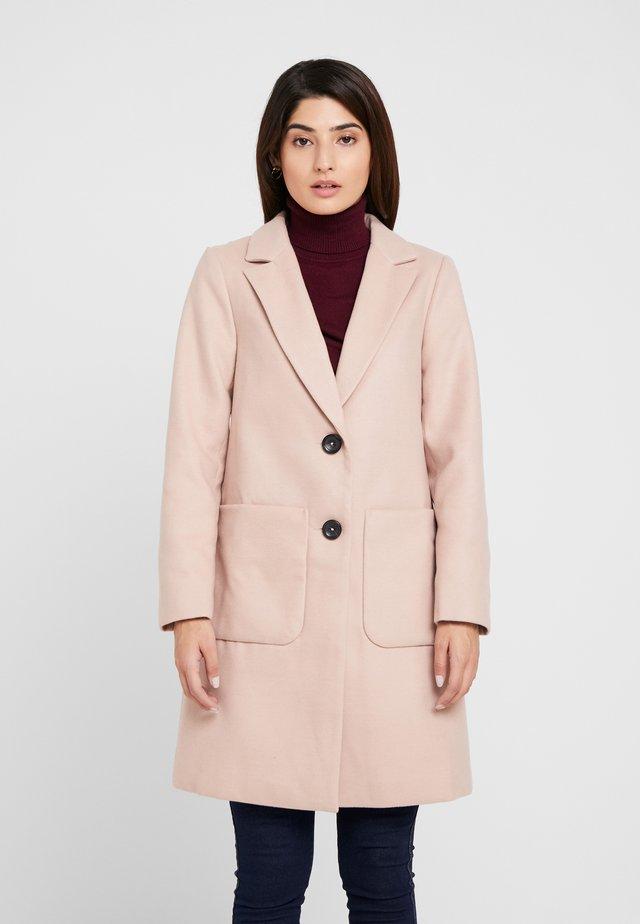 LEAD IN COAT - Classic coat - pink