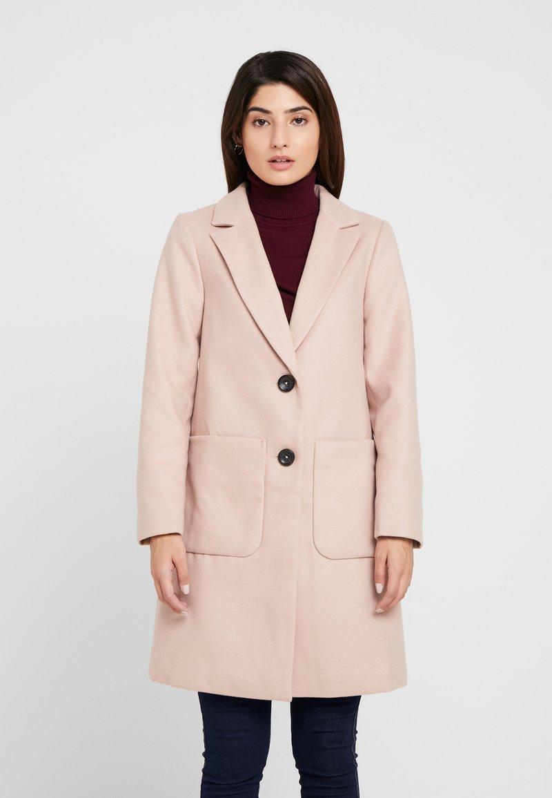 New Look Petite - LEAD IN COAT - Manteau classique - pink