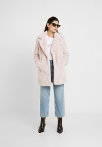 New Look Petite - Winter coat - nude - 1