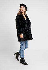 New Look Petite - Winter coat - black - 1