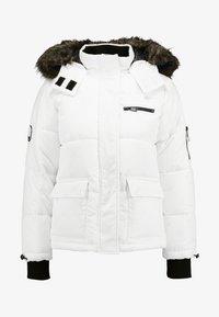 New Look Petite - SKI PUFFER - Giacca invernale - light grey - 5