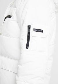 New Look Petite - SKI PUFFER - Giacca invernale - light grey - 4