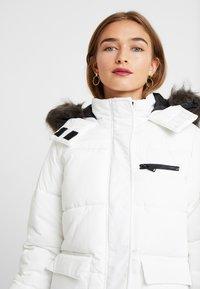 New Look Petite - SKI PUFFER - Giacca invernale - light grey - 6