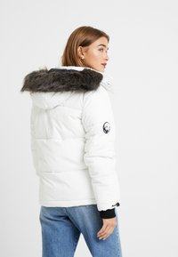 New Look Petite - SKI PUFFER - Giacca invernale - light grey - 3