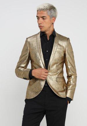 KAHUE - Chaqueta de traje - gold