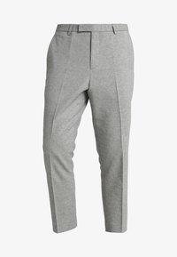 Twisted Tailor - MORECAMBE TROUSERS - Jakkesæt bukser - pale grey - 4